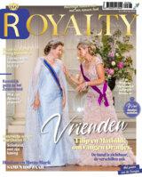 Abonnement op het blad Royalty