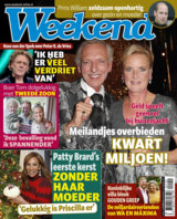 Weekend weekblad cover