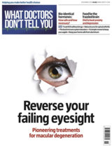 Abonnement op het blad What Doctors Don't Tell You magazine