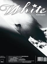 Abonnement op het blad White Freeski Magazine