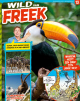 Cover tijdschrift Freek Vonk