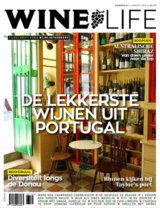 Abonnement op het blad Winelife