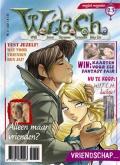 Abonnement op het maandblad W.I.T.C.H