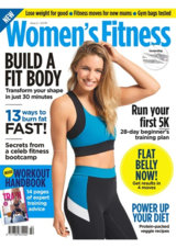 Women's Fitness magazine