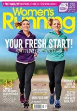 Abonnement op het blad Women's Running magazine