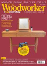 Abonnement op het blad The Woodworker magazine