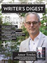Abonnement op het blad Writer's Digest