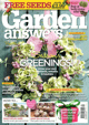 Garden Answers magazine proef abonnement