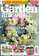 Abonnement op het tuinblad Garden Answers