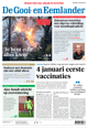 Zaterdag + alle dagen digitaal abonnement op de krant De Gooi en Eemlander
