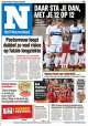 Abonnement op de krant Het Nieuwsblad