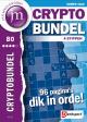 Abonnement op het puzzelblad JM Cryptobundel