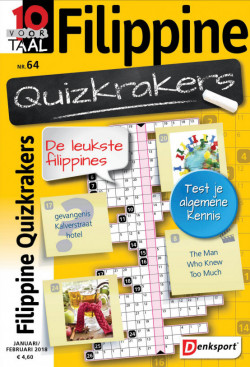 Bestelformulier Filippine Quizkrakers