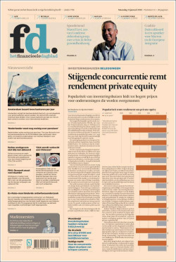 Financieele Dagblad abonnement