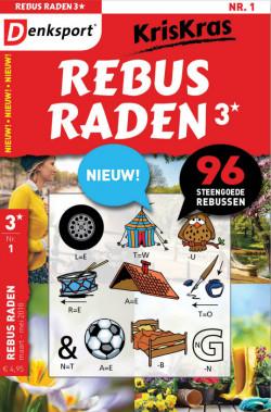 KrisKras Rebus Raden abonnement