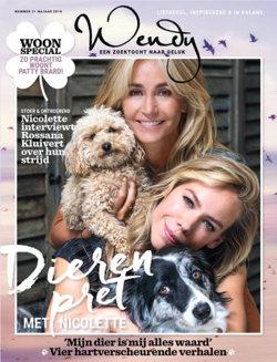 Wendy Magazine Blad Abonnement Cadeau Geven