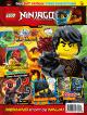 Kado abonnement op het stripblad LEGO® Ninjago Magazine