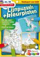 Lijnpuzzels + Kleurplaten proef abonnement