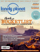 Kado abonnement op het reisblad Lonely Planet