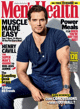 Abonnement op het mannenblad Men's Health Magazine USA