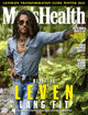 Cover Men's Health 6