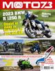 Kado abonnement op het motorblad MOTO73