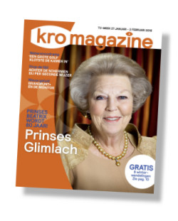 Packshot KRO Magazine abonnement