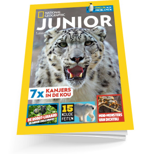 Packshot National Geographic Junior cadeau-abonnement
