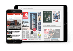 Packshot Brabants Dagblad digitaal abonnement