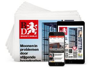 Packshot Brabants Dagblad proefabonnement