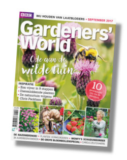 Packshot Gardeners' World cadeau-abonnement