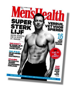 Packshot Men's Health cadeau-abonnement