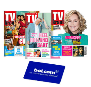 Packshot TV Krant abonnement