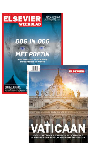 Packshot Elsevier Weekblad proefabonnement