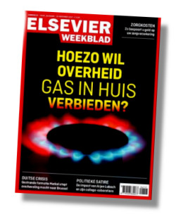 Packshot Elsevier Weekblad jaarabonnement