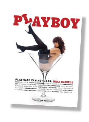 Packshot Playboy abonnement