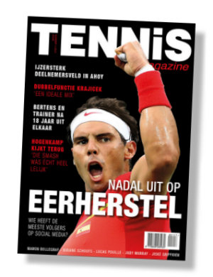 Packshot Tennis magazine abonnement