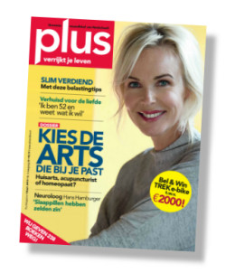 Packshot Plus Magazine proefabonnement