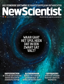 Packshot New Scientist cadeau-abonnement
