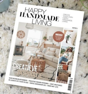 Packshot Happy Handmade Living abonnement