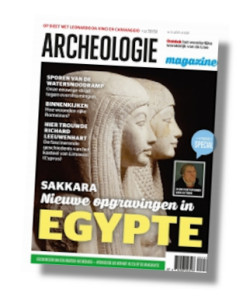 Packshot Archeologie Magazine abonnement