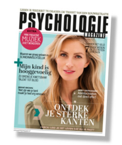 Packshot Psychologie Magazine proefabonnement
