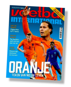 Packshot Voetbal International cadeau-abonnement