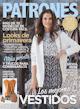 Abonnement op het mode tijdschrift Patrones
