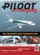 Piloot en Vliegtuig proef abonnement