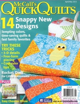 Quick Quilts magazine proef abonnement