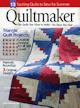 Kado abonnement op het hobbyblad Quiltmaker