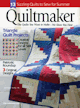 Quiltmaker Magazine proef abonnement