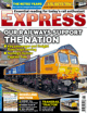 Rail Express magazine proef abonnement