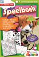 Het puzzelblad Speelboek voor kids